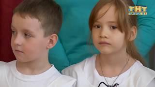 Белорецкие дошкольники сдавали нормы ГТО