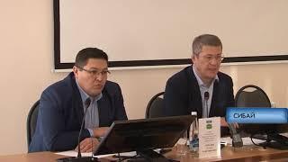 Врио главы РБ собрал внеочередное заседание комиссии по чрезвычайным ситуациям