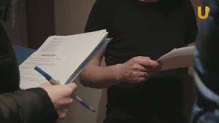 Новости UTV. Рейд по взысканию задолженности.