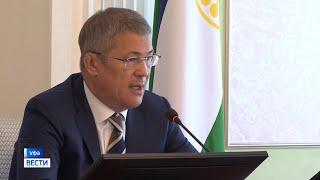 Радий Хабиров про антиковидные меры: запреты перенесли на неопределённый срок