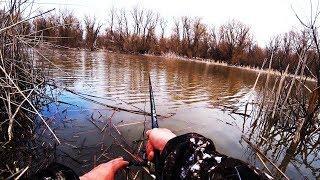 Рыбалка весной 2019 НА ЧТО ЛУЧШЕ КЛЮЕТ РЫБА ВЕСНОЙ