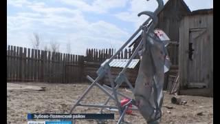 История спасения в Зубово Полянском район