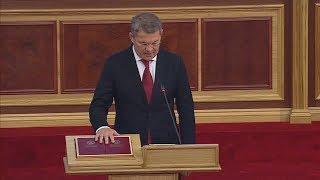 UTV. Радий Хабиров вступил в должность. Что ожидает Башкирию в ближайшие 5 лет