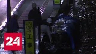 Из-за тайфуна в Японии эвакуируют более 100 тысяч человек - Россия 24