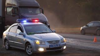 Дорожный патруль №36 (эфир от 18.10.2017) на БСТ