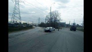 Не уступил дорогу: два водителя пострадали в аварии в Стерлитамаке