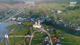 Продолжается реконструкция храма Казанской иконы Божией Матери в В. Авзяне