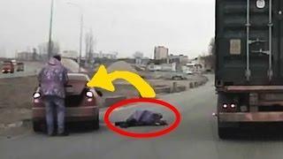 Подборка страшных ДТП с пешеходами 2015