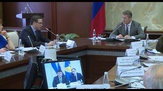 Радий Хабиров провёл совещание в формате «Здравчас»