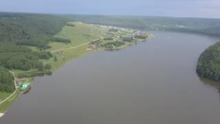 Скала Желаний (Семискалье), село Янсаитово, Караидельский район, Республика Башкортостан