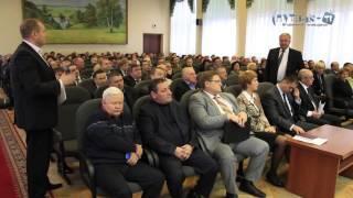Новости от Спутник-ТВ, про назначение нового главы Белебеевского района