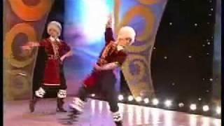 """Башкирский танец """"Медный каблук"""""""