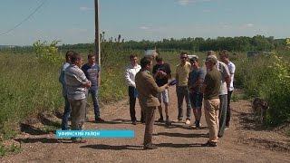 В Уфимском районе незаконно раздавали землю