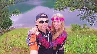 Наше путешествие в Азербайджан, Габала, горный курорт, озеро Гёйгель,  водопад семи красавиц