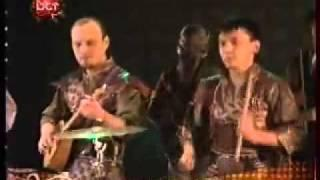 Башкирский курай. Роберт Юлдашев