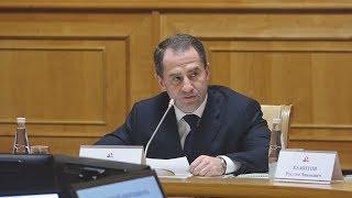 UTV. Михаил Бабич обсудил в Уфе борьбу с коррупцией