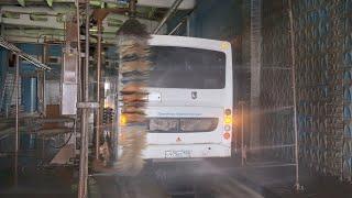 Новости UTV. Как обрабатывают общественный транспорт в Салавате