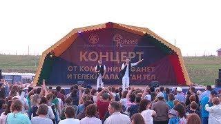 """UTV. Пятый концерт. На тур звезд  """"Туган тел"""" от компании """"Уфанет"""" приезжают из других регионов"""
