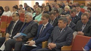 38-е заседание Совета городского округа в здании администрации города