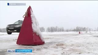 В республике закрыли все ледовые переправы