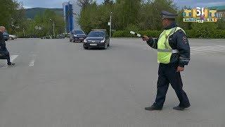 В Белорецке проходит акция «Дорожный пристав»