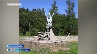 В Бурзянском районе Башкирии устанавливают памятник Акбузату