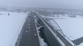Стало известно, когда в Уфе введут в эксплуатацию новый Бельский мост