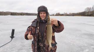 Рыбалка 2020.Зимняя рыбалка на жерлицы.копчение рыбы на природе!!!)))