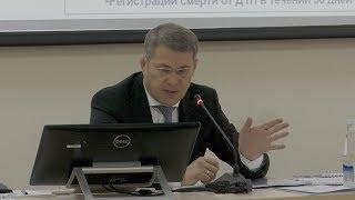 UTV. ДТП, несчастные случаи и отравления. В Башкирии за полгода увеличилась смертность
