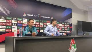 Евсеев не выдержал вопросов журналистов и ушёл с пресс-конференции