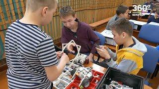 В Белорецке прошел конкурс «Юный робототехник»