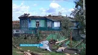 В Башкортостане прошел самый разрушительный ураган за последние  десятилетия