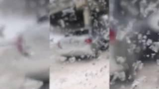 Обводное шоссе, 14 02 2019  Тольятти  Массовое ДТП из 12 машин (часть 2)