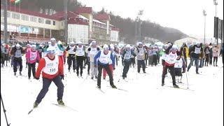 «Лыжню России» в Уфе пробежали более 10 тысяч человек