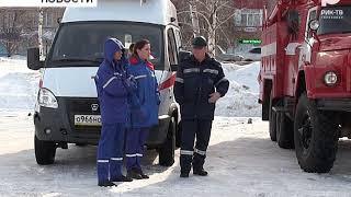 """В Бирске в развлекательном комплексе """"Аврора"""" прошли пожарные учения"""