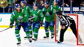 Салават Юлаев - Трактор | КХЛ | Хоккей | Прямая трансляция | Прямой эфир