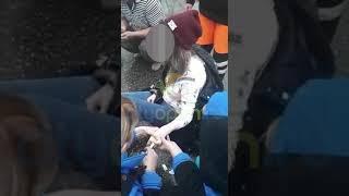 В Стерлитамаке сбили девушку