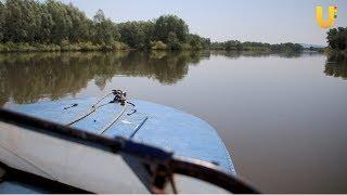 Новости UTV. Салаватцы раньше срока открыли купальный сезон