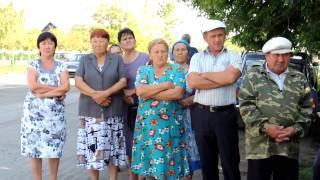 Сход граждан с.Ургаза Баймакского района РБ по поводу отсутствия питьевой воды. 29 июля 2013 г.