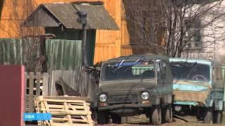 Деревня Вотикеево Орджоникидзевского района столицы может оказаться отрезанной от большой земли