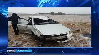 Поймали попутку: в Башкирии в серьезном ДТП погибли два человека