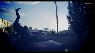 Подборка страшных аварий с пешеходами 3 / Car crash compilation 18+