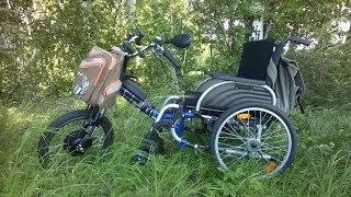 Кумертау / Электроколяска ч.1 / Electric wheelchair