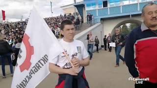 Командный Чемпионат России. Октябрьский -Турбина. 30.05.2018.