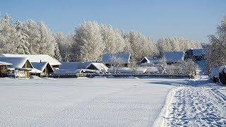 В Башкирии на смену метелям и снегопаду придут крепкие морозы