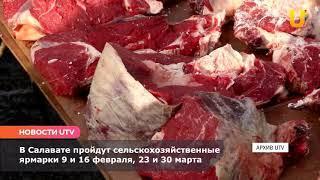 Новости UTV. Сельскохозяйственная ярмарка