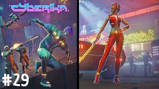 Cyberika #29 / Новости и обновление в игре Киберика/Cyberika: Киберпанк экшен RPG!
