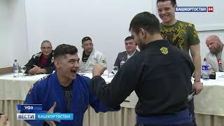 Джеффри Монсон и Александр Чистов сошлись перед боем лицом к лицу