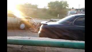 Авария на мосту в г.Давлеканово.mp4