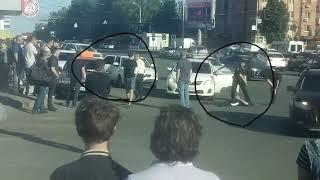 Мужик застрелил человека и ранил девушку, Уфа округа гали